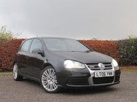 USED 2006 06 VOLKSWAGEN GOLF 3.2 R32 5d FULL SERVICE HISTORY * 12 MONTHS MOT * FULL HEATED LEATHER * PARROT BLUETOOTH KIT
