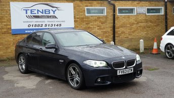 View our BMW 5 SERIES