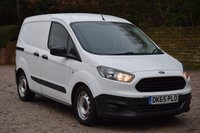 2015 FORD TRANSIT COURIER 1.5 BASE TDCI  74 BHP £5950.00