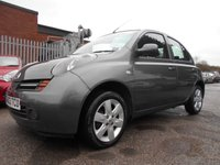 USED 2003 03 NISSAN MICRA 1.2 SX 5d 80 BHP IDEAL FIRST CAR
