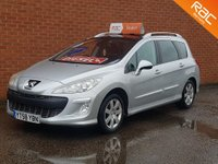 2008 PEUGEOT 308 1.6 SW SE HDI 5d 110 BHP  HIGH SPEC -- 7 SEATS -- £3295.00