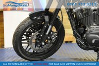 USED 2018 18 HARLEY-DAVIDSON SPORTSTER XL 1200 CX ROADSTER 17 ABS