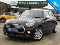 USED 2014 64 MINI HATCH COOPER 1.5 COOPER 5d 134 BHP One Local Lady Owner From New
