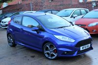 USED 2016 16 FORD FIESTA 1.6 ECOBOOST ST-3 **** STUNNING FORD FIESTA ST-3 ****
