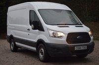 2014 FORD TRANSIT 2.2 350 SHR P/V 124 BHP £8950.00