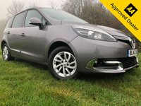 2014 RENAULT SCENIC 1.5 DYNAMIQUE TOMTOM ENERGY DCI S/S 5d 110 BHP £4990.00