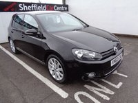 USED 2010 60 VOLKSWAGEN GOLF 2.0 GT TDI DSG 5d AUTO 138 BHP £160 A MONTH AUTOMATIC FULL SERVICE HISTORY 7 STAMPS MOT 07/11/2019 CRUISE CONTROL POPULAR HATCH IN SOUGHT AFTER COLOUR