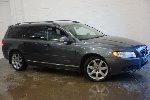 2008 08 VOLVO V70 2.4 D5 SE SPORT 5d AUTO 183 BHP Sold To A Client In Chesterfield