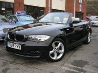 USED 2009 09 BMW 1 SERIES 2.0 120I SE 2d AUTO 168 BHP