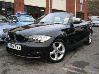 2009 BMW 1 SERIES 2.0 120I SE 2d AUTO 168 BHP £6995.00