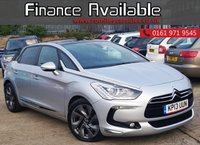 USED 2013 13 CITROEN DS5 2.0 HDI DSTYLE 5d AUTO 161 BHP FULL SERVICE HISTORY+MOT 7/19