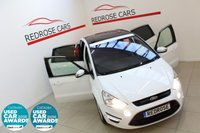 USED 2013 13 FORD S-MAX 2.0 TITANIUM TDCI 5d 161 BHP Full Service History, Pan Roof