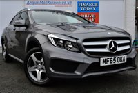 USED 2015 MERCEDES-BENZ GLA-CLASS GLA220 AMG LINE CDI AUTO 5dr SUV with Sat Nav Privacy Glass ONE FORMER KEEPER