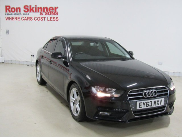 View our 2013 11 AUDI A4 2.0 TDI SE 4d 134 BHP