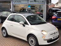 USED 2013 13 FIAT 500 1.2 LOUNGE 3d 69 BHP Free MOT for Life