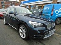 2012 BMW X1 2.0 XDRIVE18D XLINE 5d AUTO 141 BHP £11994.00