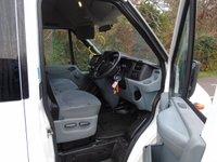 USED 2009 09 FORD TRANSIT T430 2.4TDCI 140BHP 17 SEATER LWB PANEL VAN +AIR-CON+ C,O,I,F+ TACHO+