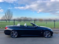 USED 2017 17 BMW 4 SERIES 3.0 430D M SPORT 2d 255 BHP