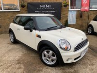 USED 2010 59 MINI HATCH ONE 1.4 ONE 3d  WE SPECIALISE IN MINI'S!!!!!!