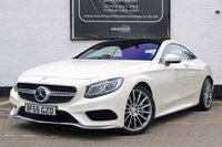 "USED 2015 65 MERCEDES-BENZ S CLASS 4.7 S500 AMG Line (s/s) 2dr 20""WHEELS,PREMIUM PACK"