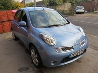USED 2010 59 NISSAN MICRA 1.2 N-TEC 5d 80 BHP LOW MILES, COLOUR SAT NAV ETC. PX, FINANCE & DELIVERY POSSIBLE