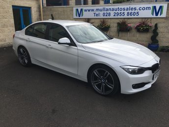 2013 BMW 3 SERIES 2.0 320D EFFICIENTDYNAMICS 4d 161 BHP £8475.00