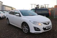 2011 MAZDA 6 2.2 D SPORT 5d 180 BHP £2350.00