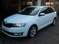 USED 2015 15 SKODA RAPID 1.2 SPACEBACK SE TECH TSI 5d 85 BHP