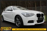 USED 2015 64 BMW 1 SERIES 3.0 M135I 3d AUTO 316 BHP A STUNNING EXAMPLE WITH FULL BMW HISTORY AND ONLY ONE OWNER FROM NEW!!!