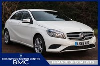USED 2015 65 MERCEDES-BENZ A CLASS 1.5 A180 CDI SPORT EDITION 5d AUTO 107 BHP