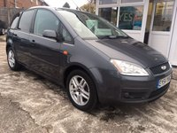 USED 2004 54 FORD C-MAX 1.8 C-MAX ZETEC 5d MPV STUNNING CONDITION FOR YEAR!!!