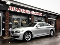 USED 2010 60 BMW 5 SERIES 2.0 520D SE 4d 181 BHP