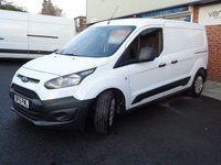 USED 2015 15 FORD TRANSIT CONNECT 1.6 210 P/V 1d 94 BHP