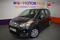 USED 2012 62 CITROEN C3 PICASSO 1.6 PICASSO VTR PLUS HDI 5d 90 BHP