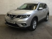 USED 2014 64 NISSAN X-TRAIL 1.6 DCI ACENTA 5d 130 BHP 4x4 4X4 FULL NISSAN SERVICE HISTORY PANORAMIC SUNROOF
