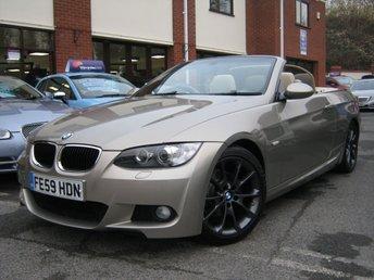 2009 BMW 3 SERIES 2.0 320I M SPORT 2d 168 BHP £8495.00