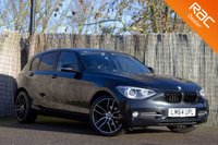USED 2014 64 BMW 1 SERIES 1.6 116I SPORT 5d 135 BHP £0 DEPOSIT BUY NOW PAY LATER - FULL SERVICE HISTORY