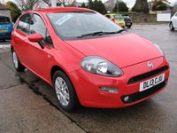 USED 2013 13 FIAT PUNTO 1.2 MULTIJET EASY 5d 85 BHP