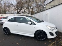2011 VAUXHALL CORSA 1.2 LIMITED EDITION 3d 83 BHP £3995.00