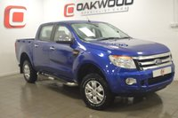 USED 2015 65 FORD RANGER 2.2 XLT 4X4 DCB TDCI 1d 148 BHP FORD HISTORY + 2 KEYS + NEW TYRES + AMAZING VALUE