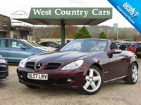 USED 2007 57 MERCEDES-BENZ SLK 1.8 SLK200 KOMPRESSOR 2d 161 BHP Only 2 Owners From New