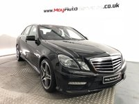 USED 2010 10 MERCEDES-BENZ E CLASS 6.2 E63 AMG 4d 525 BHP *AMAZING VEHICLE & SPEC - MUST SEE* * PANORMIC ROOF *
