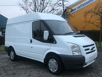 2008 FORD TRANSIT 2.2 T280 SWB MEDIUM ROOF VAN FWD [ NO VAT TO PAY ]