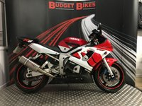 2001 YAMAHA R6 599cc YZF R6  £2490.00