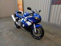 2001 YAMAHA R6 599cc YZF R6  £2995.00