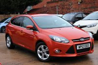 USED 2012 12 FORD FOCUS 1.6 ZETEC 5d 104 BHP **** FULL SERVICE HISTORY ****