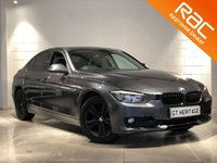2014 BMW 3 SERIES 318D SPORT AUTO [DAB][BT] £12497.00