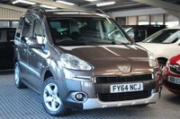 USED 2014 64 PEUGEOT PARTNER 1.6 HDI TEPEE OUTDOOR 5d 92 BHP