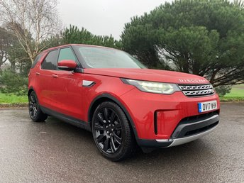 2017 LAND ROVER DISCOVERY 3.0 TD6 HSE LUXURY 5d AUTO 258 BHP £44950.00