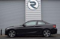 2015 BMW 2 SERIES 2.0 218D SPORT 2d 'HIGH SPECIFICATION' £12750.00